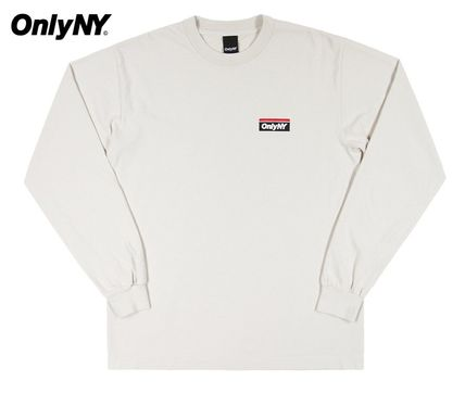 ONLY NY Long Sleeve Street Style Long Sleeves Long Sleeve T-Shirts