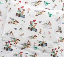 Pottery Barn Pillowcases Fitted Sheets Characters Flat Sheets