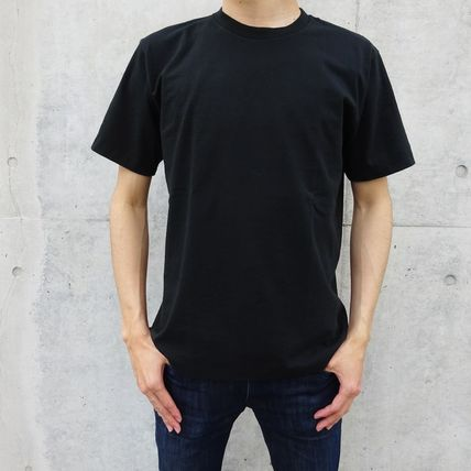 RVCA More T-Shirts Unisex Blended Fabrics Street Style Cotton T-Shirts 2