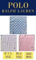 Ralph Lauren Gingham Dots Handkerchief