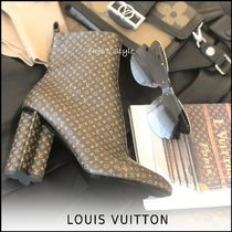 Louis Vuitton Silhouette Ankle Boot
