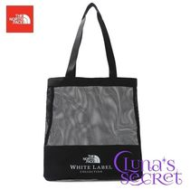 THE NORTH FACE WHITE LABEL Unisex A4 Totes