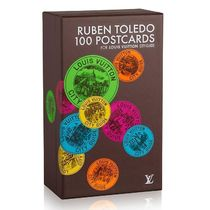 Louis Vuitton City Guide Postcard Box : 100 Postcards, 100 World Cities