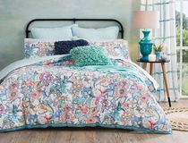 BED BATH N' TABLE Flower Patterns Pillowcases Comforter Covers Duvet Covers