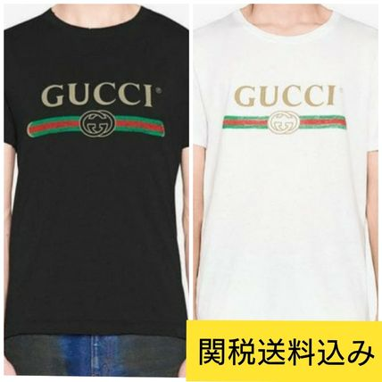GUCCI More T-Shirts Unisex Short Sleeves T-Shirts