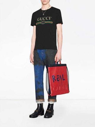GUCCI More T-Shirts Unisex Short Sleeves T-Shirts 6