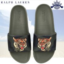 Ralph Lauren Camouflage Unisex Shower Shoes Shower Sandals