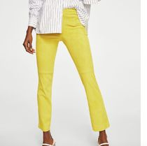 MANGO Cropped & Capris Pants