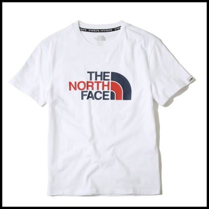 THE NORTH FACE More T-Shirts Camouflage Unisex Street Style T-Shirts 3