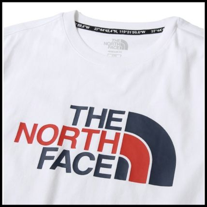 THE NORTH FACE More T-Shirts Camouflage Unisex Street Style T-Shirts 5