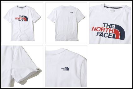 THE NORTH FACE More T-Shirts Camouflage Unisex Street Style T-Shirts 6