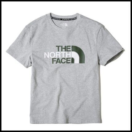 THE NORTH FACE More T-Shirts Camouflage Unisex Street Style T-Shirts 7