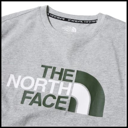 THE NORTH FACE More T-Shirts Camouflage Unisex Street Style T-Shirts 9