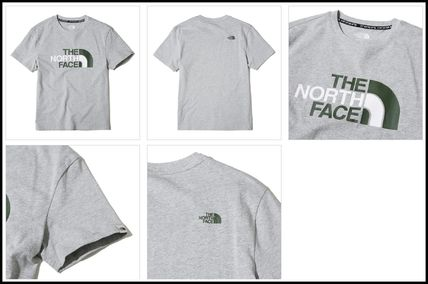 THE NORTH FACE More T-Shirts Camouflage Unisex Street Style T-Shirts 10