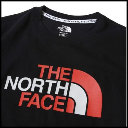 THE NORTH FACE More T-Shirts Camouflage Unisex Street Style T-Shirts 13