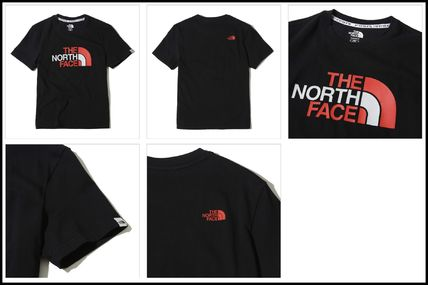 THE NORTH FACE More T-Shirts Camouflage Unisex Street Style T-Shirts 14