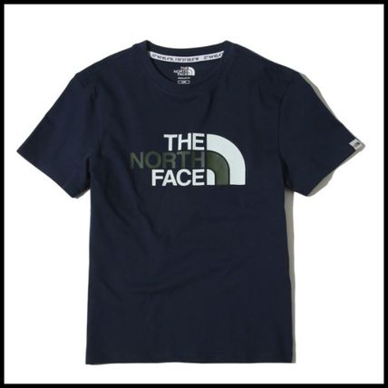 THE NORTH FACE More T-Shirts Camouflage Unisex Street Style T-Shirts 15