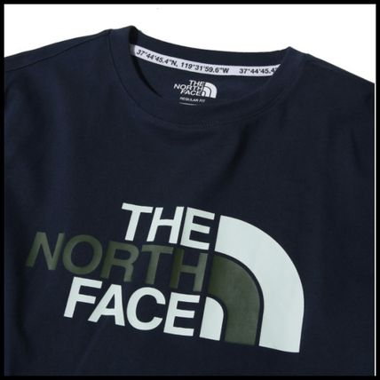 THE NORTH FACE More T-Shirts Camouflage Unisex Street Style T-Shirts 17