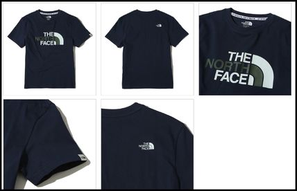 THE NORTH FACE More T-Shirts Camouflage Unisex Street Style T-Shirts 18