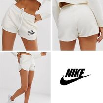 Nike Short Plain Cotton Denim & Cotton Shorts