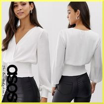 ASOS Casual Style Street Style Long Sleeves Plain