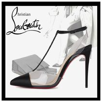 Christian Louboutin Nosy Leather Sandals