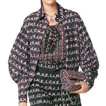 CHANEL Monogram Unisex Blended Fabrics Medium Midi Jackets