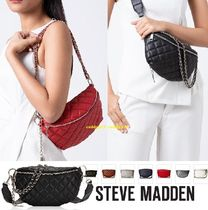 Steve Madden Casual Style Plain Shoulder Bags