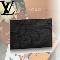 Louis Vuitton TAIGA Leather Card Holders