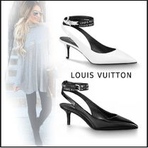 Louis Vuitton 2019-20AW ELEGANT PUMPS bron noir 34-40 shoes