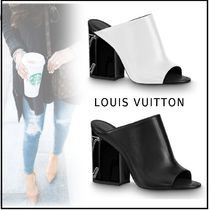 Louis Vuitton Topmost Mule