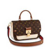 Louis Vuitton MONOGRAM Other Plaid Patterns Canvas Blended Fabrics 2WAY Bi-color