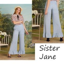 Sister Jane Dots Long Wide Leg Pants