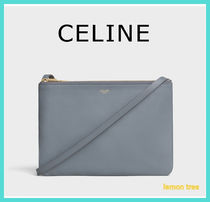 CELINE Trio Bag 2WAY Shoulder Bags