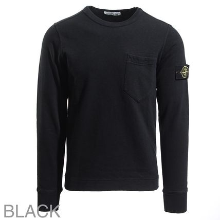 STONE ISLAND Sweatshirts Cotton Sweatshirts 7