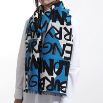 Burberry Cotton Heavy Scarves & Shawls