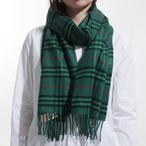 Burberry Cashmere Heavy Scarves & Shawls
