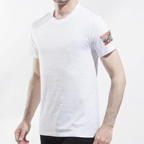 Burberry Cotton Short Sleeves T-Shirts