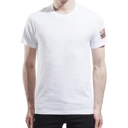 Burberry More T-Shirts Cotton Short Sleeves T-Shirts 2
