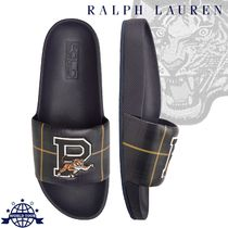 Ralph Lauren Tartan Unisex Shower Shoes Shower Sandals