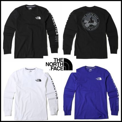 THE NORTH FACE More T-Shirts Unisex Street Style T-Shirts