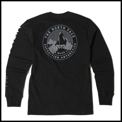 THE NORTH FACE More T-Shirts Unisex Street Style T-Shirts 3