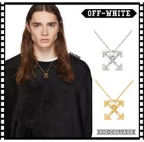 Off-White Necklaces & Chokers