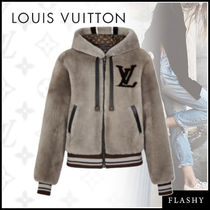 Louis Vuitton MONOGRAM Monogram Casual Style Outerwear