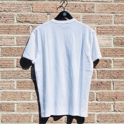 Calvin Klein More T-Shirts Unisex Street Style Short Sleeves T-Shirts 10