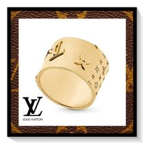 Louis Vuitton Flower Elegant Style Rings