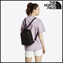 THE NORTH FACE Unisex Street Style Plain Backpacks