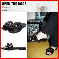 OPEN THE DOOR Casual Style Street Style Shoes