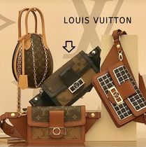 Louis Vuitton MONOGRAM 2019-20AW LV GIANT MONOGRAM BUMBAG brown one size bag