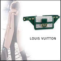 Louis Vuitton MONOGRAM 2019-20AW MONOGRAM BUMBAG green one size bag